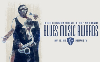Blues Music Award winners 2018